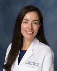 Paula Domino, MD, Urology Resident